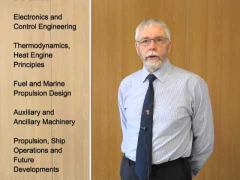 Marine Engineering online training course