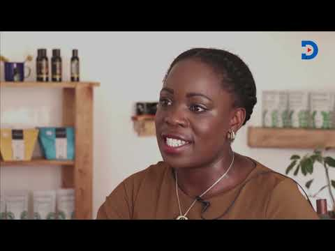 Organic wellness products made in Kenya  | Biashara Talk