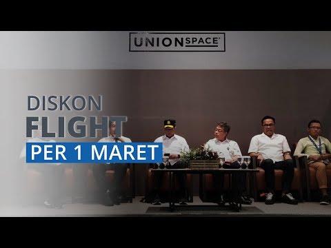 mulai-1-maret-2020,-terbang-ke-10-destinasi-wisata-di-indonesia-diskon-50-persen