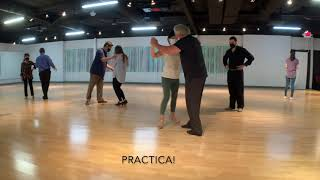 Argentine Tango class and Practica EVERY SUNDAY in Las Vegas with Michael & Nella