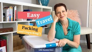 Easy Packing and Unpacking for Travel