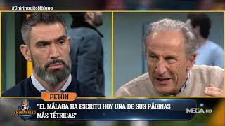 El MENSAJE de APOYO de PETÓN a VÍCTOR Sánchez del Amo