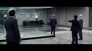 Nick Fury 'You Need to Keep Both Eyes Open' (Scene) | Captain America: The Winter Soldier (2014)