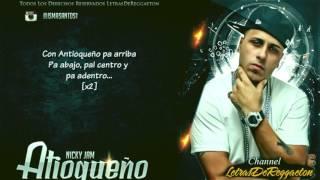 Antioqueño Con  Nicky Jam Original 20151