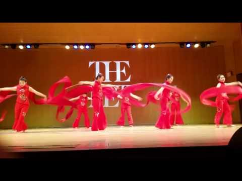 NYCCC Dancers Perform Ribbon Dance @ THE MET (2017-02-05)