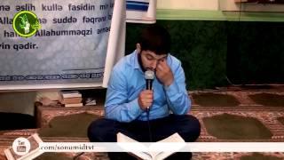 Hacı Ruslan və Hacı Rahib Ramazan 14-cü gün Quran tilavəti (14-cü cuz)