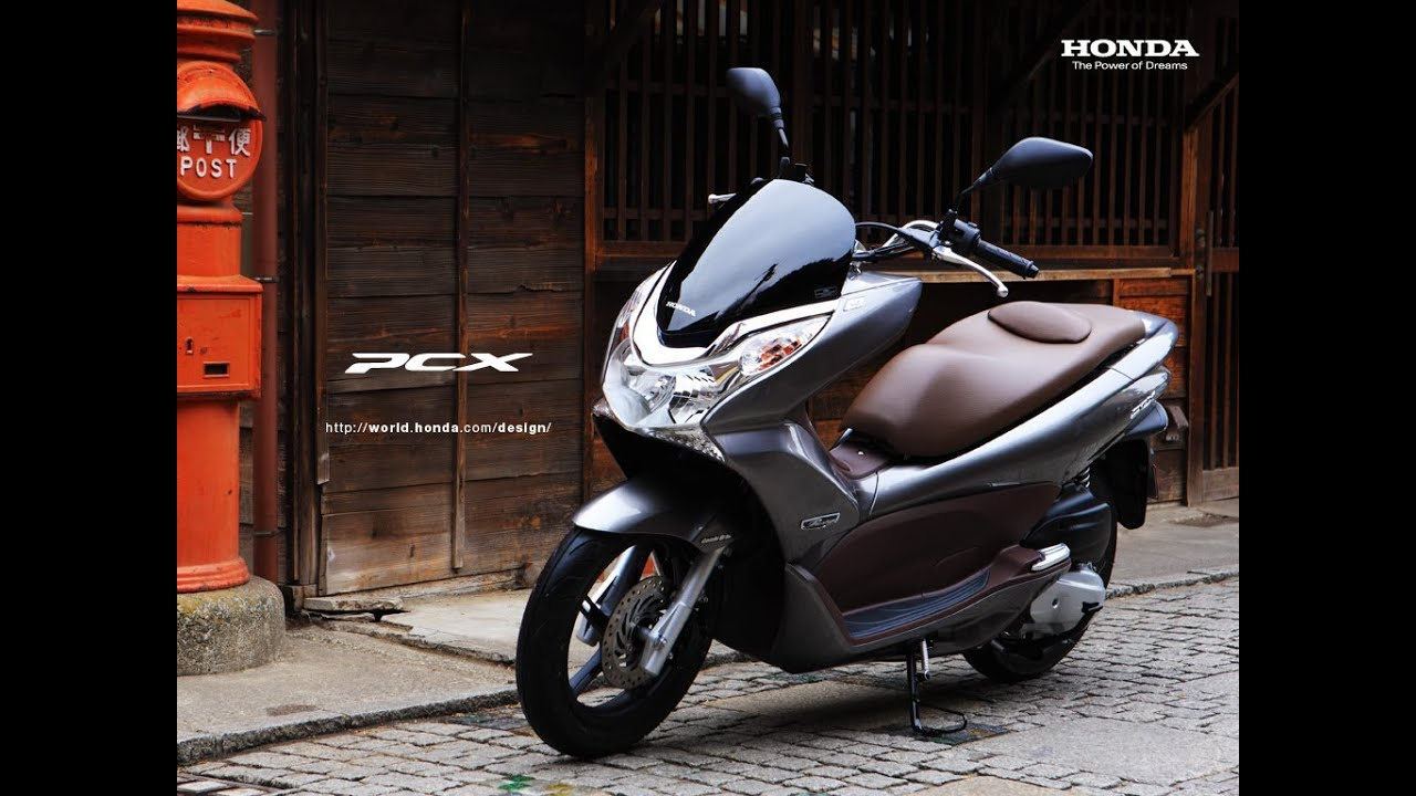 2018 honda pcx 150cc scooter review youtube. Black Bedroom Furniture Sets. Home Design Ideas