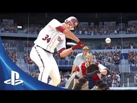 MLB: The Show 13 - First Look Trailer - 0 - MLB: The Show 13 – First Look Trailer