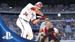 MLB 13 The Show | First Look Trailer