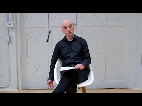 """Marx Now: Eric Santner reads from """"Capital"""""""