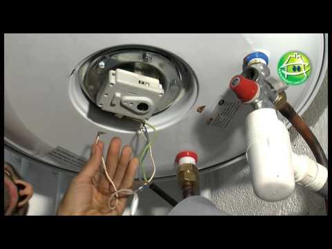 Comment installer un thermostat de chauffe-eau à économie d'énergie ?