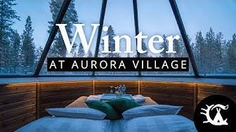 AURORA VILLAGE IVALO 4K