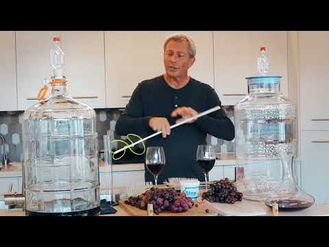 Wine Making Kit From Northern Brewer Master Vintner Review - How To Make Wine