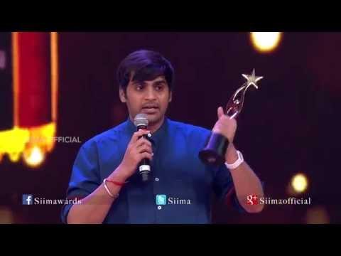 Mircomax Siima 2015 |  Best Debutant Director Telugu | Sujith | Run Raja Run Mp3