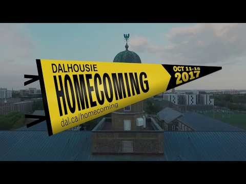 Join Us For Dalhousie Homecoming 2017