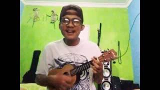 dhyo haw ada aku disini cover deny ukulele