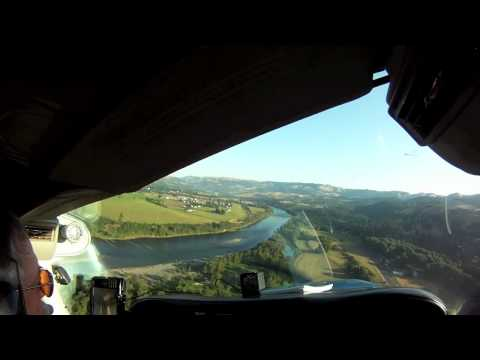 Approach into S73
