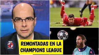 ATENCIÓN Lo que dijo MisterChip sobre el Real Madrid y Bayern Munich en Champions | Fuera de Juego