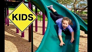Learn English Playgrounds! 1 hour long Sign Post Kids Compilation!