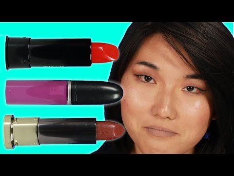 Thumbnail: Lipstick Haters Wear Lipstick For A Week