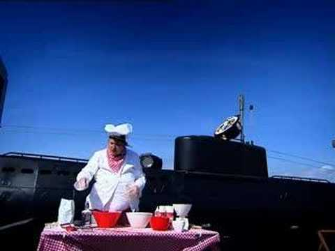 Ubådskonditor