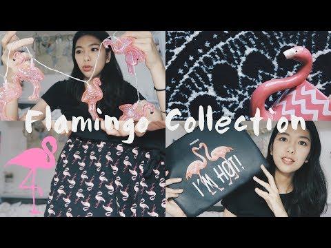 Flamingo Collection 紅鶴收藏 |Sharpaygaga