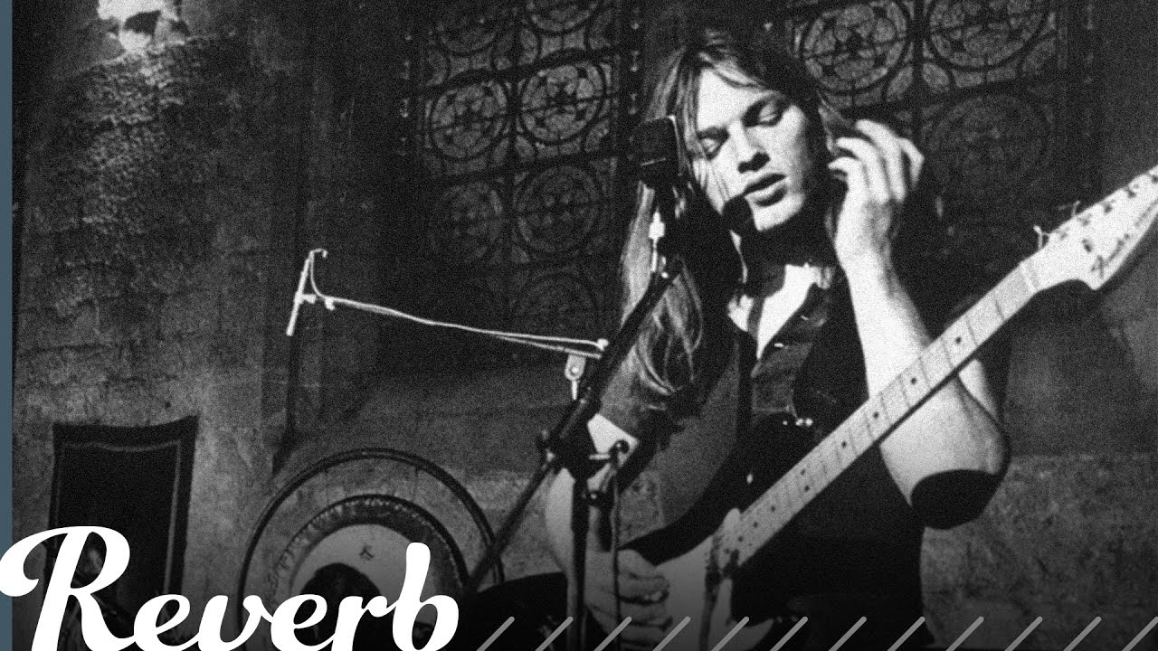 Pink Floyd Suspended Chords In Us And Them On Guitar Reverb