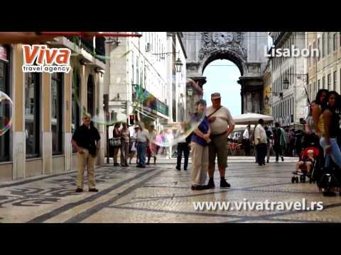 Put u Lisabon - Viva travel