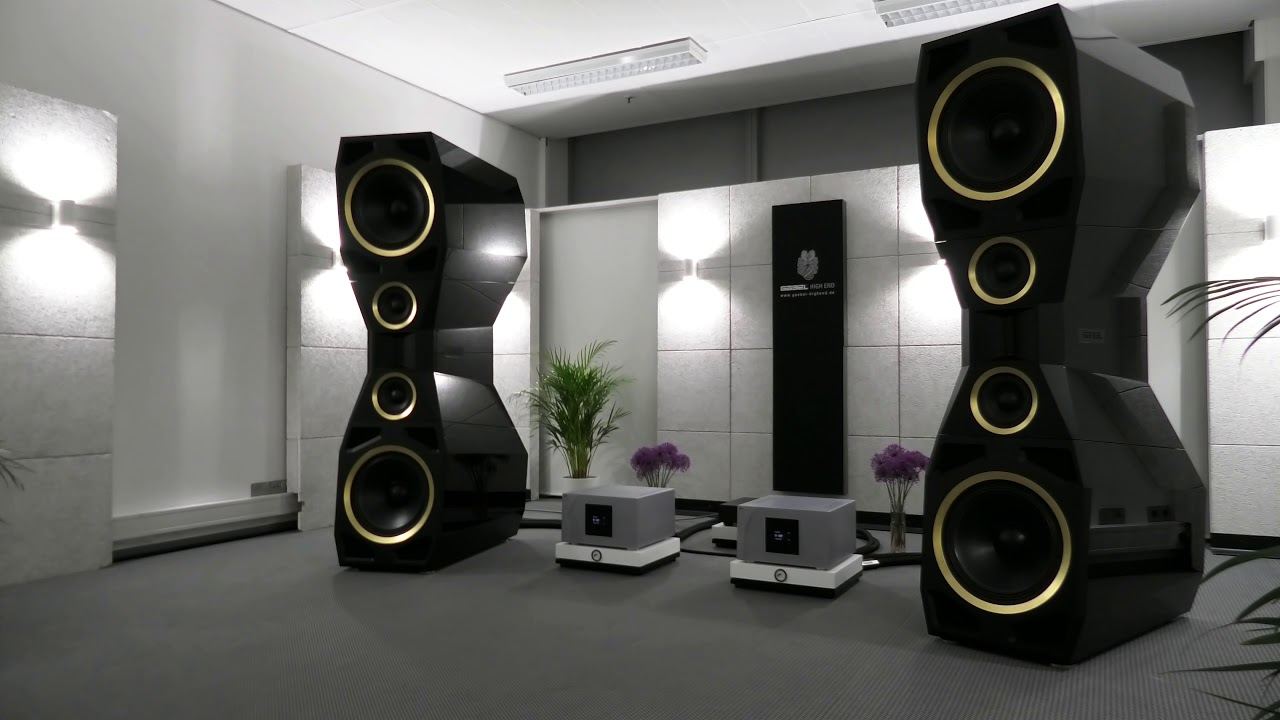 High End Speakers >> High End 2018 Munich Gobel Audio Divin Majestic The Biggest