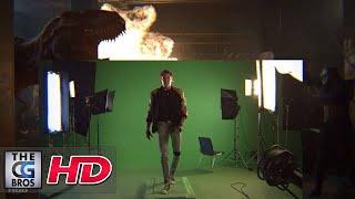 "CGI VFX Breakdowns : ""Kung Fury - True Survivor Breakdown"" - by Fido"