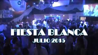 Sala Vinilo Terrassa -  Fiesta Blanca 11-7-2015