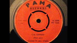 Clancys All Stars - C.N. Express
