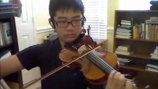 Anh Là Ai Violin