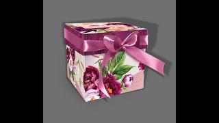 ТОП подарочных коробок. Обзор как собрать картонную упаковку? - Paketshop
