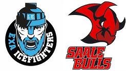 Oberliga Nord 19/20 3.SP EXA IceFighters Leipzig - Saale Bulls Halle