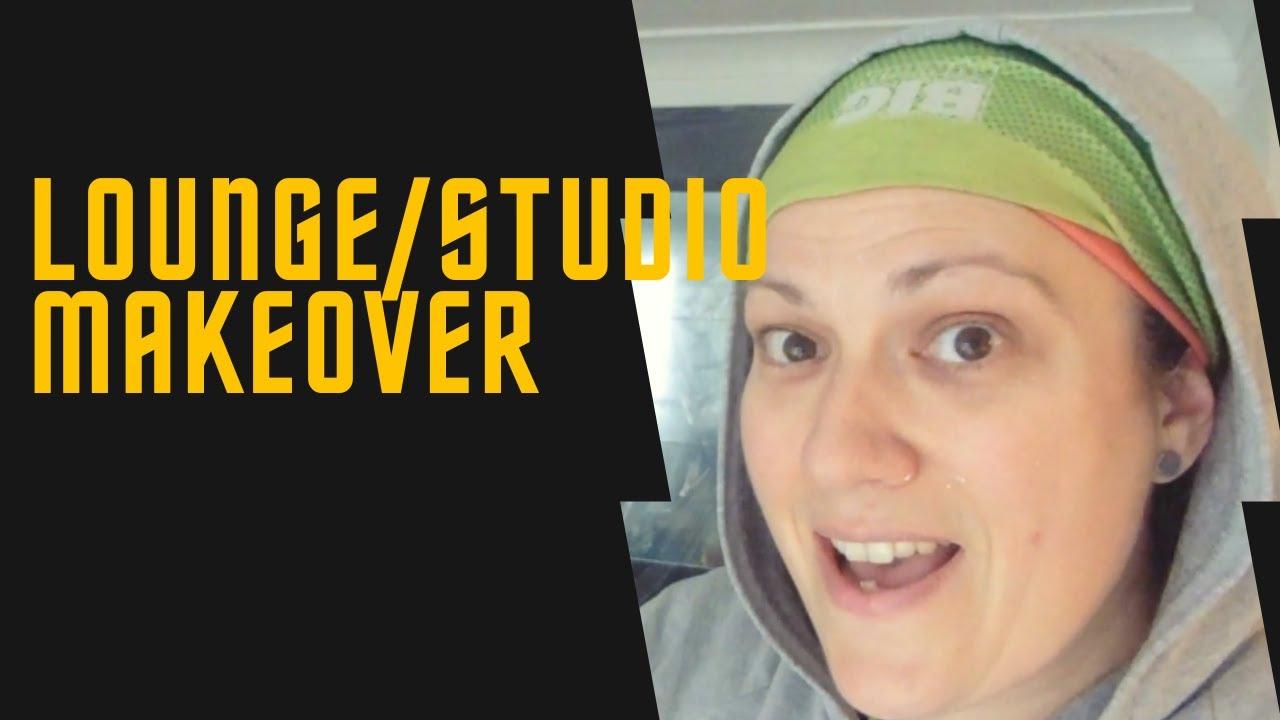 Download Lounge/Studio Makeover - Episode 4
