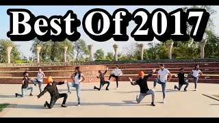 BHANGRA On Best Of 2017 Bhangra Songs || Bhangra Loverz Mashup || Choreography Satyam Birha ||
