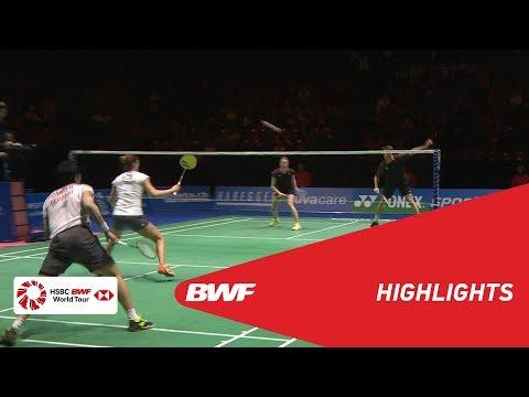 YONEX Swiss Open 2018 | Badminton XD - SF - Highlights | BWF 2018