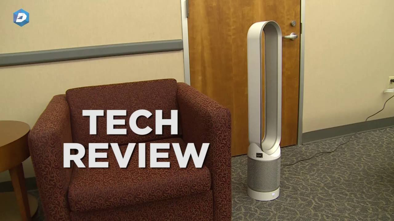 Tech review: Dyson Pure Cool Link