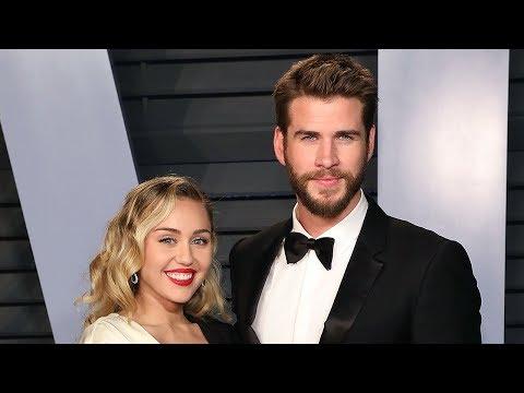 Miley Cyrus & Liam Hemsworth CALL OFF Wedding?