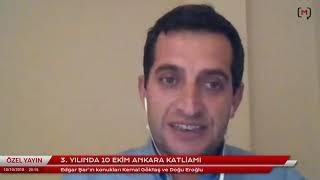 Üçüncü yılında 10 Ekim Ankara katliamı. Konuklar: Kemal Göktaş ve Doğu Eroğlu