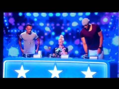 Ashley Banjo & Aston Merrygold Booty Popping on Got to Dance
