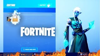 "NEW ""NIGHT EMBER"" SKIN 🔥 Fortnite Battle Royale SKIN COMBOS"