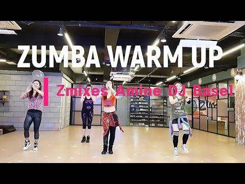 I LOVE ZUMBA  / 줌바 웜업 / Zumba WarmUp / Zmixes Amine DJ Basel