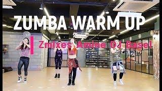 Gambar cover I LOVE ZUMBA  / 줌바 웜업 / Zumba WarmUp / Zmixes Amine DJ Basel