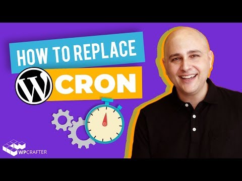 How To Disable The WordPress Cron & Replace With A Real Cron Job - A Must For All Ecommerce Websites