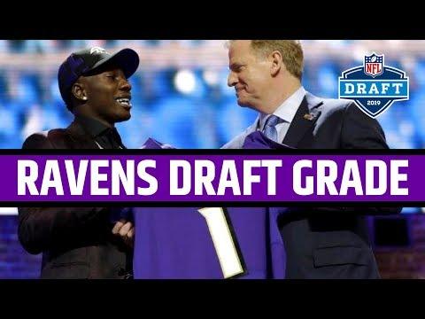 Baltimore Ravens Draft Grade 2019 | NFL Draft Recap and Analysis