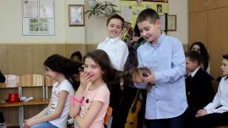 8 марта 2015 конкурсы в школе для мальчиков