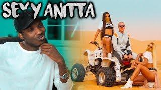 Major Lazer - Sua Cara (feat. Anitta & Pabllo Vittar) (Official Music Video) REACTION