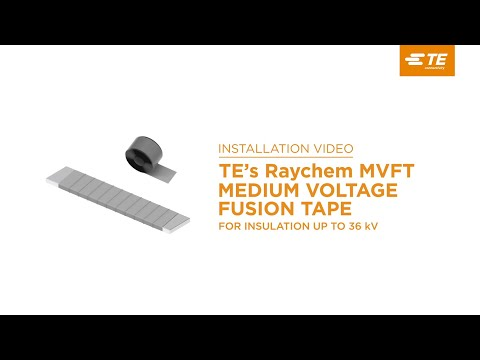 TE's Raychem Medium Voltage Fusion Tapes: Protect against accidental induced discharge